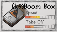 (ka)Boom Box