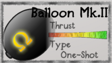 Balloon Mk.II