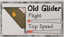 Old Glider