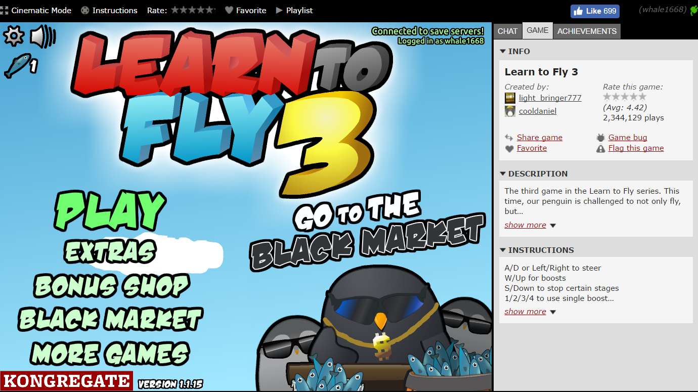 learn to fly 3 learn to fly wiki fandom powered by wikia