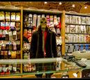 Penjual Kaos Kaki Keliling