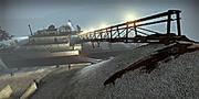 L4d river02 barge