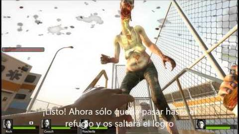 """Left 4 Dead 2 Logro """"Destrucción con discreción"""""""