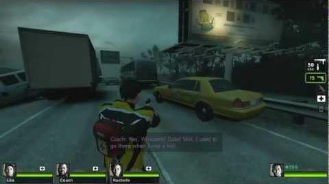 Left 4 Dead 2 - Chuck Greene Ijiek Jacket Mod (Nick) (PC)