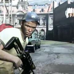 Ellis en Resident Evil 6 x L4D2