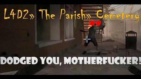 Left 4 Dead 2 The Parish - Cemetery Gameplay Walkthrough Playthrough