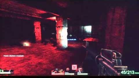 Left 4 Dead QuakeCon 2007 Underground Outbreak Cam Gameplay