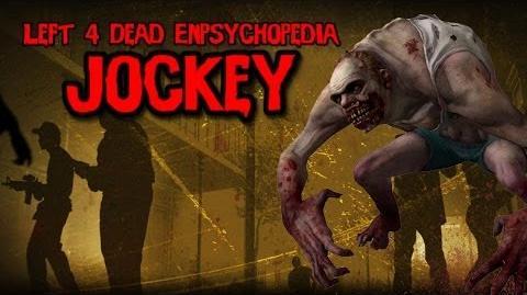 The Jockey Left 4 Dead 2 Character Spotlight
