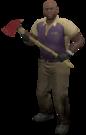 Coach Fire Axe
