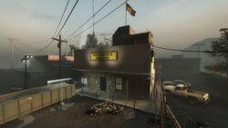 Оружейный магазин Уитакера