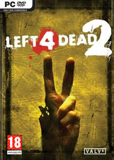 Left 4 Dead 2 UK cover
