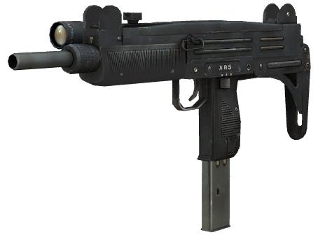 Submachine Gun | Left 4 Dead Wiki | FANDOM powered by Wikia