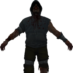 Hunter de Left 4 Dead.