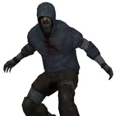 Hunter de Left 4 Dead.