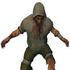 Hunter de Left 4 Dead 2.