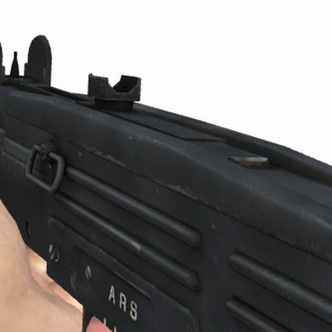 La Subametralladora en Left 4 Dead 2