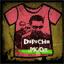 Рубашка «Depeche Mode»