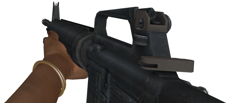 M16 Assault Rifle | Left 4 Dead Wiki | FANDOM powered by Wikia