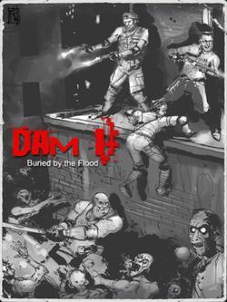 Dam It Poster