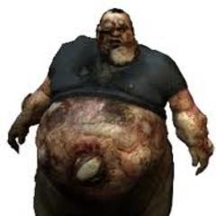Boomer de Left 4 Dead 2.
