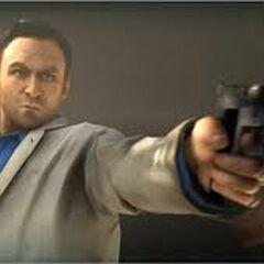 Nick con una pistola P220