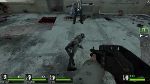 LEFT FOR DEAD 2- how to one shot (crown) a witch