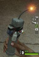 Pipe Bomb Close