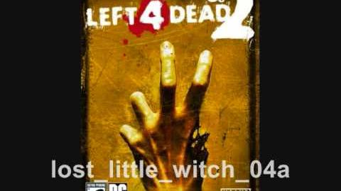 Left 4 Dead 2 - Wandering Witch Sounds