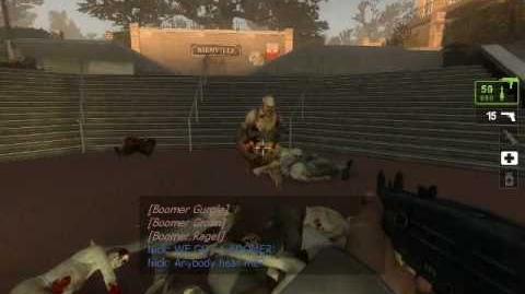 'The Leaker' - Left 4 Dead 2 Boomer Variation (CUT?)