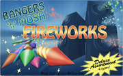 Fireworks cover
