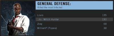 GeneralDefense Award