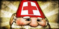 Healing gnome