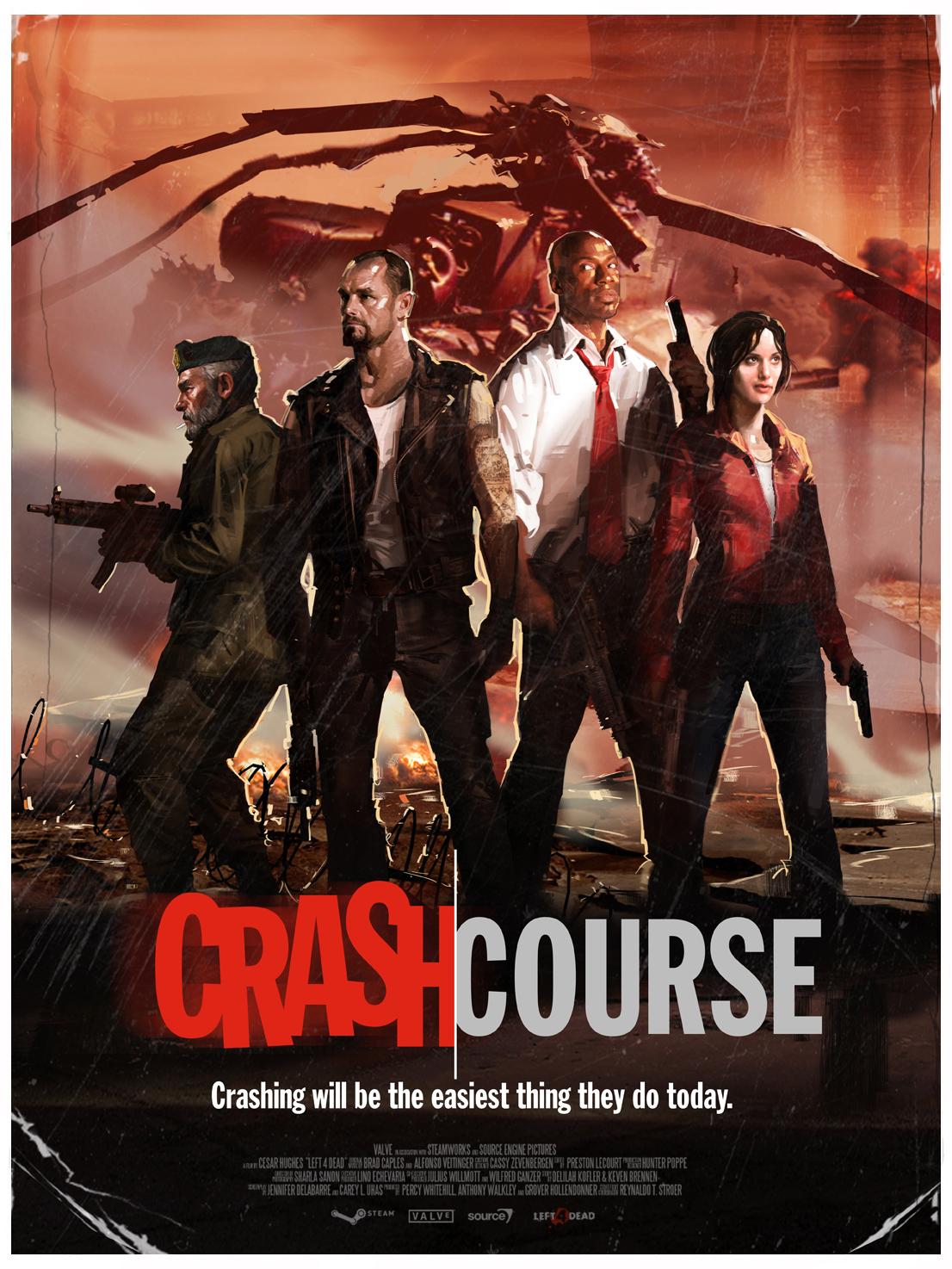 Crash Course | Left 4 Dead Wiki | FANDOM powered by Wikia