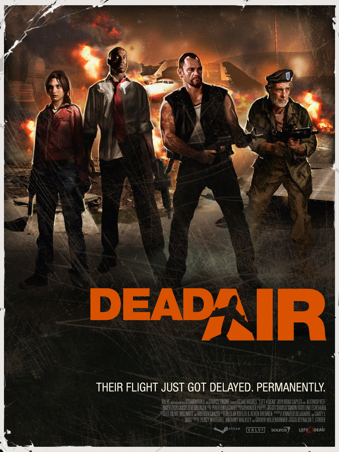 Dead Air | Left 4 Dead Wiki | FANDOM powered by Wikia