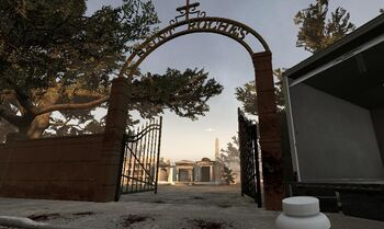 Saint Roches Cemetery