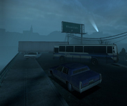 L4D The Alleys Riverside Sign