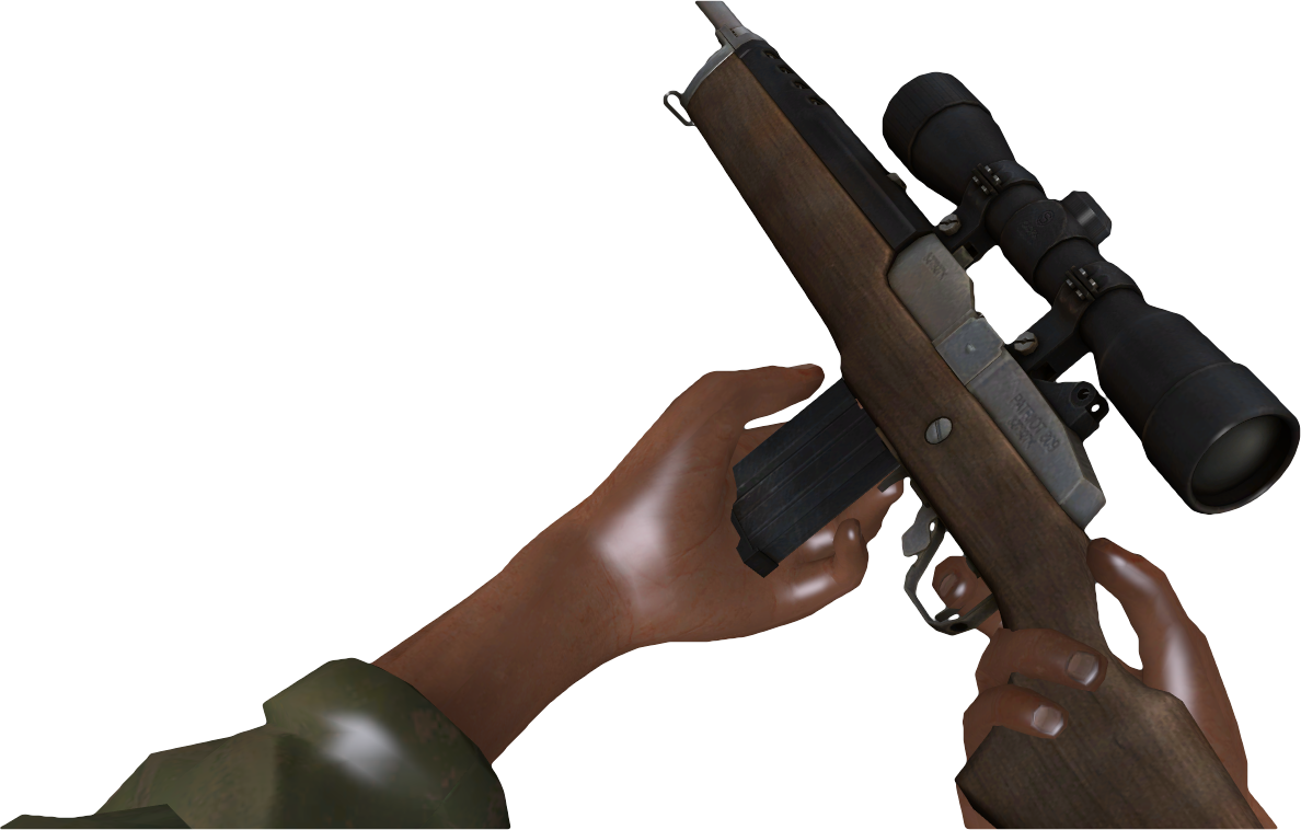 Hunting Rifle | Left 4 Dead Wiki | FANDOM powered by Wikia