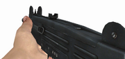 Ellis Submachine Gun