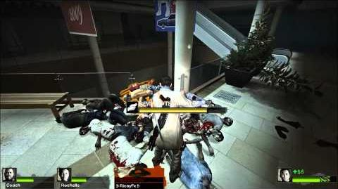 Left4Dead 2 - DeadCenter - Mall Normal