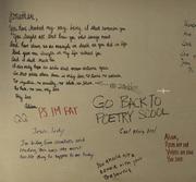 L4D Роковой полёт Гараж Поэма на стене