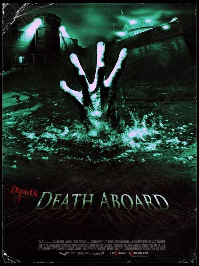 دانلود نقشه death aboard برای بازی left 4 dead 1