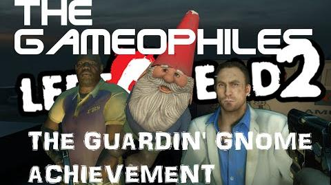 We ALMOST completed the Guardin' Gnome achievement