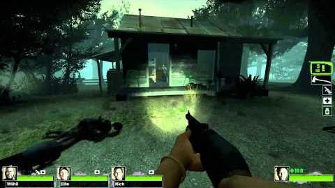 Left 4 Dead 2 - Zombie Deaths In Slow-Motion!
