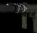 Пистолет-пулемёт с глушителем