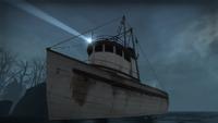 Slater boat
