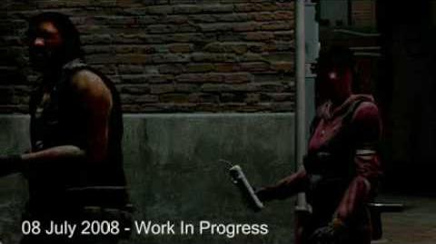 Left 4 dead beta intro 8-july-2008 Proof of Francis and Zoey with there romantic relationship.