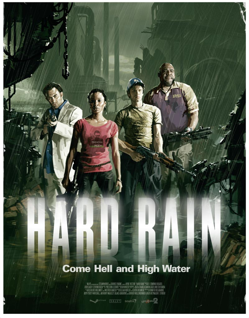 Hard Rain | Left 4 Dead Wiki | FANDOM powered by Wikia
