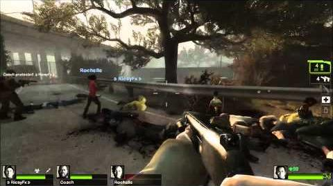 Left4Dead 2 - DeadCenter - Streets Normal