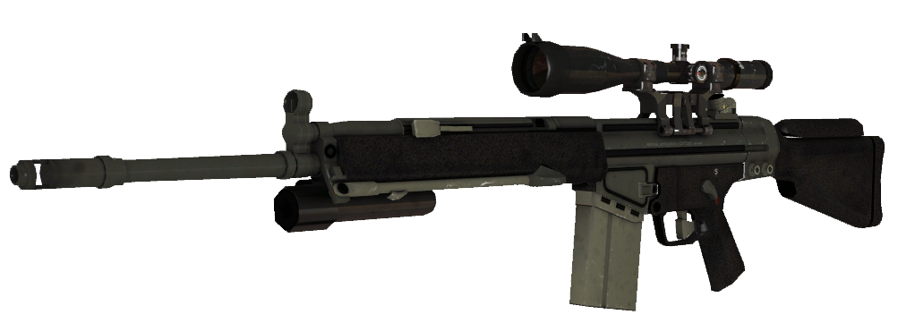 Sniper Rifle | Left 4 Dead Wiki | FANDOM powered by Wikia