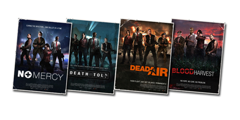 Left 4 Dead Maps Campaigns | Left 4 Dead Wiki | FANDOM powered by Wikia